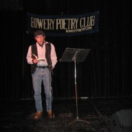 Bowery Poetry Club 12/18/2011