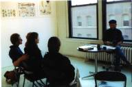 Chicago Reading @ Anchor Gallery circa 2000