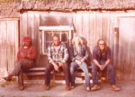 Chubby, Johnny Stullski, Vinny & Monk Greenport Circa 1974