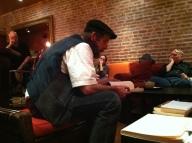 Jujo Lounge Reading NYC 10/11