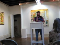 Bukowski Reading 5/10 Philly-1