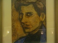VQ Sr. Self-Portrait circa 1947