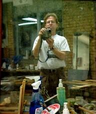 David Jones-Self-Portrait
