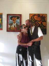 Yoko-and-me-2/Rothman Gallery 7/11