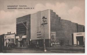 Greenport Movies Circa 1950